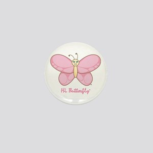 Hi Butterfly® Mini Button