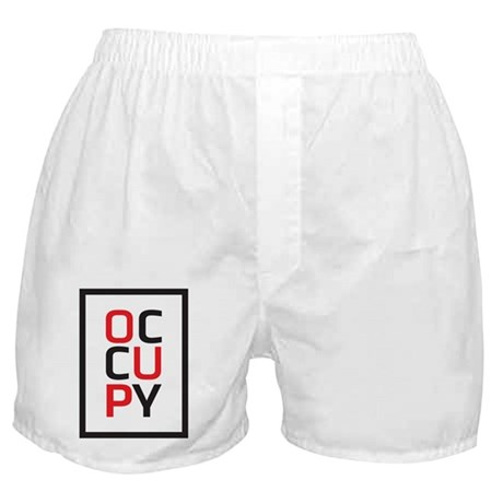 Occupy Boxer Shorts