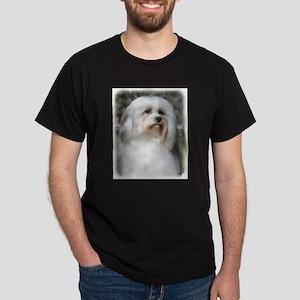 Lowchen 9Y400D-088 Dark T-Shirt