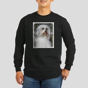 Lowchen 9Y400D-088 Long Sleeve Dark T-Shirt