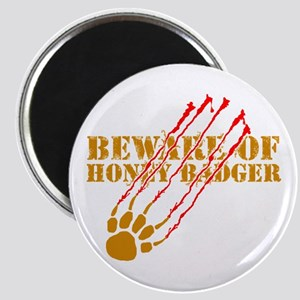 New SectionBeware of honey ba Magnet