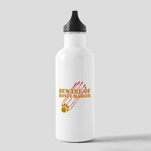 New SectionBeware of honey ba Stainless Water Bott