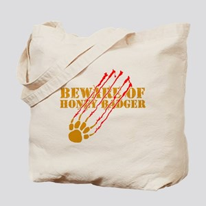 New SectionBeware of honey ba Tote Bag