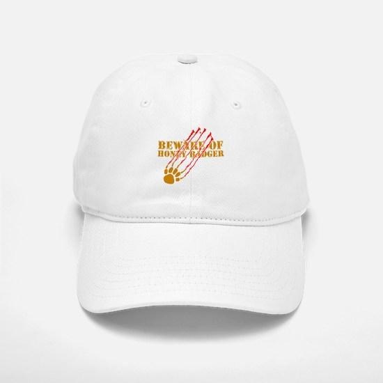New SectionBeware of honey ba Baseball Baseball Cap