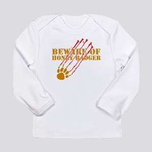 New SectionBeware of honey ba Long Sleeve Infant T