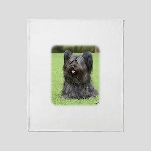 Skye Terrier 9Y766D-031 Throw Blanket