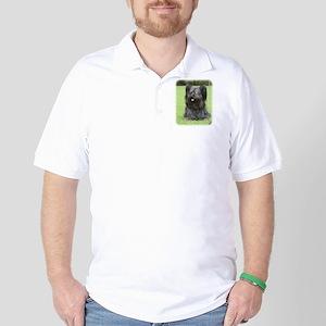 Skye Terrier 9Y766D-031 Golf Shirt