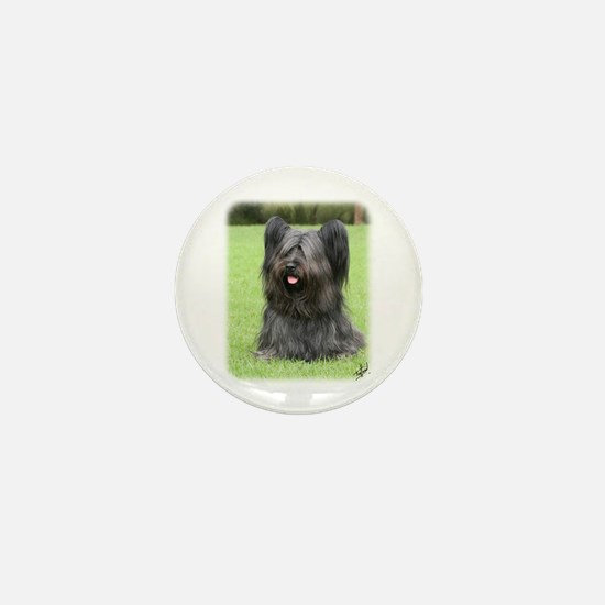 Skye Terrier 9Y766D-031 Mini Button