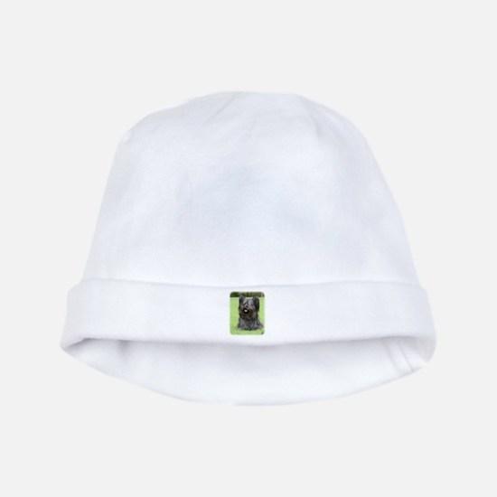 Skye Terrier 9Y766D-031 baby hat