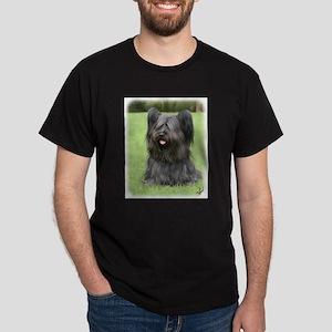 Skye Terrier 9Y766D-031 Dark T-Shirt