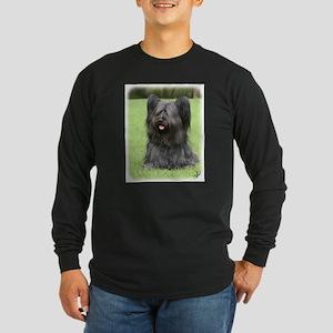 Skye Terrier 9Y766D-031 Long Sleeve Dark T-Shirt