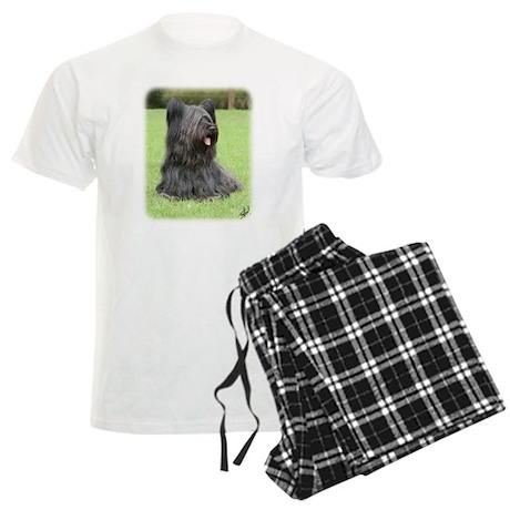 Skye Terrier 9Y766D-039 Men's Light Pajamas