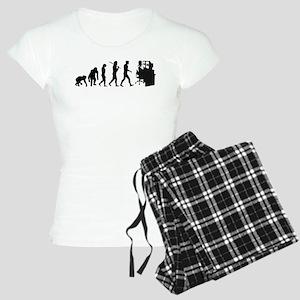 Film Editor Evolution Women's Light Pajamas