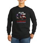 FIX US FIRST Long Sleeve Dark T-Shirt