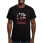 FIX US FIRST Men's Fitted T-Shirt (dark)
