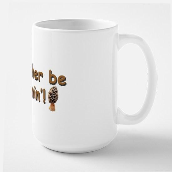Shroomin' Large Mug