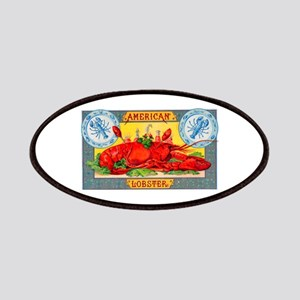 American Lobster Cigar Label Patches