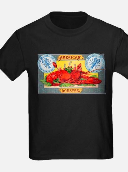 American Lobster Cigar Label T