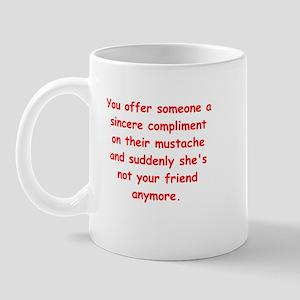male joke Mug
