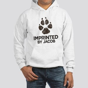Imprinted by Jacob Hooded Sweatshirt