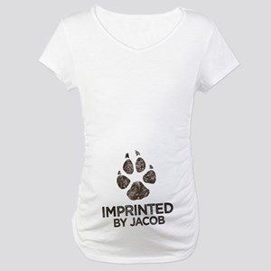 Imprinted by Jacob Maternity T-Shirt