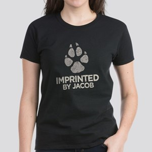 Imprinted by Jacob Women's Dark T-Shirt