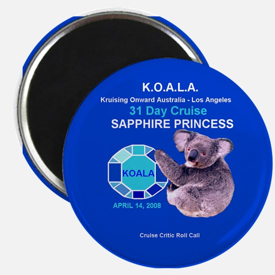 Sapphire KOALA 2008 - Magnet