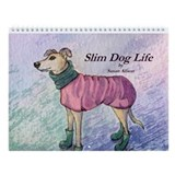 Italian greyhound Wall Calendars