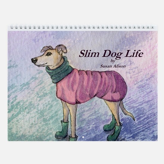 Slim Dog Life Wall Calendar