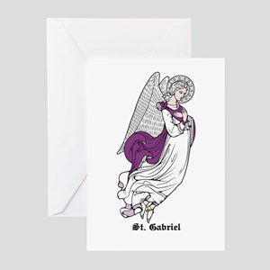 St. Gabriel Greeting Cards (Pk of 10)
