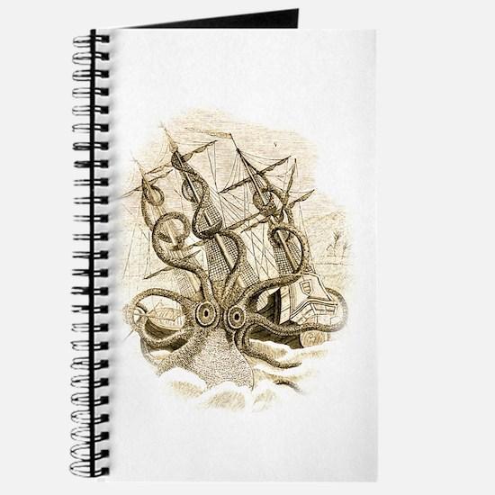 Sea Monster Journal