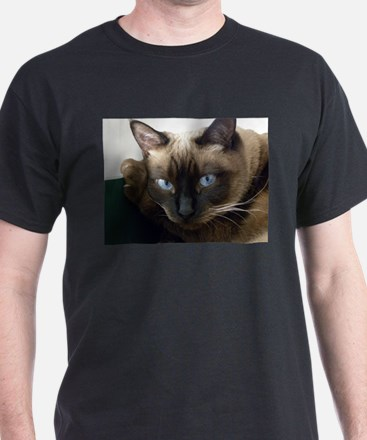 Cool Siamese cat T-Shirt