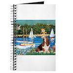 Sailboats & Basset Journal
