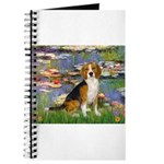 Lilies (#2) - Beagle #7 Journal
