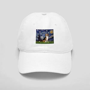 Starry Night & Beagle Cap