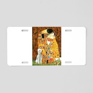 Kiss / Bedlington T Aluminum License Plate