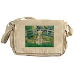 Bridge / Bedlington T Messenger Bag