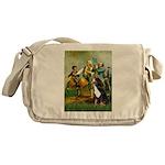Spirit of '76 & Bernese Messenger Bag