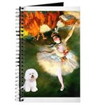 Ballet Dancer & Bichon Journal