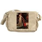 Accolade / Border T Messenger Bag