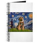 Starry Night / Border Terrier Journal