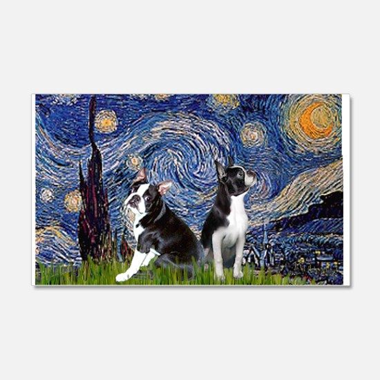 Starry Night & Bos Ter Wall Decal