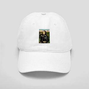 Mona Lisa & Her Bouvier Cap