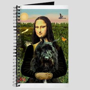 Mona Lisa & Her Bouvier Journal