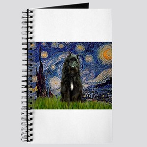 Starry Night Bouvier Journal