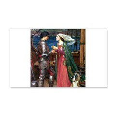 Knight & Boxer Wall Decal