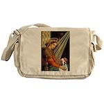 Madonna/Brittany Messenger Bag
