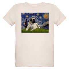 Starry / Bullmastiff T-Shirt