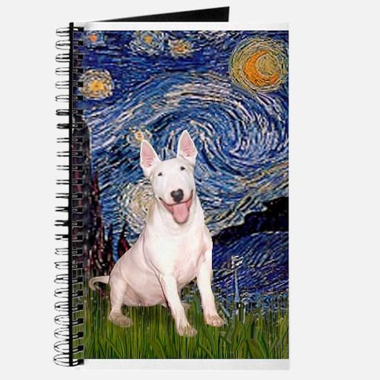 Starry/Bull Terrier (#4) Journal
