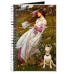 Windflowers Bull Terrier Journal